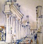 Pompei Vera Markina Artwork